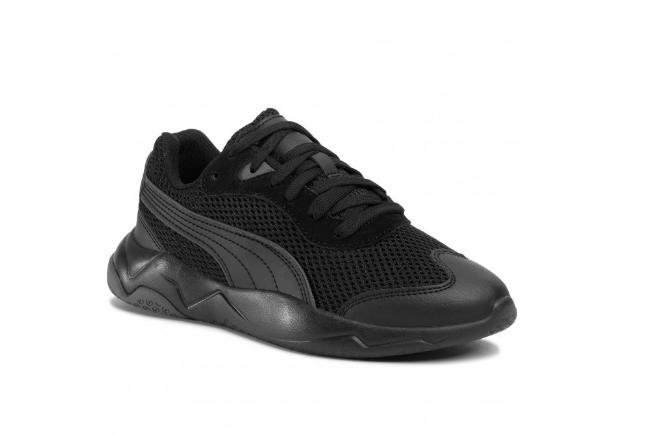 Adidasi dama negri  Sneakers PUMAEkstra Jr 372412 01 din material textil