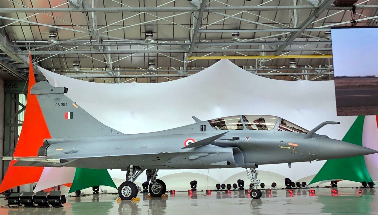 dassault rafale indian air force