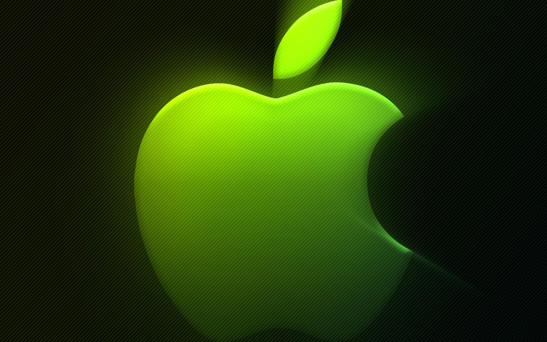 Info Wallpapers: Green Apple Wallpaper