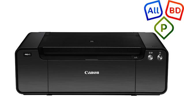 Canon Pixma Pro 1 Resetter