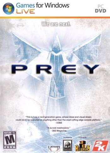 Prey PC Full Español DVD 5