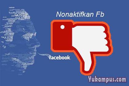 Cara Menonaktifkan Facebook Sementara atau Permanen