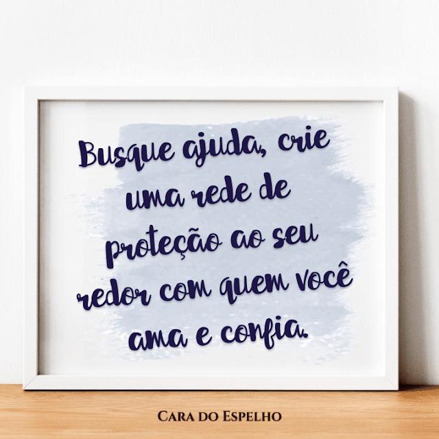 frase do cara do espelho sobre relacionamentos abusivos, Diogo Souza jornalista e escritor