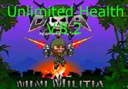 Mini militia hack download unlimited health