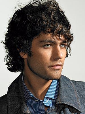 Curly Hair Styles Menreadtosee