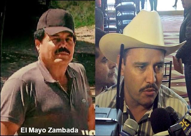 Emboscan y ejecutan a exalcalde que trabajó para El Mayo Zambada el mero jefe del Cártel de Sinaloa acusado ejecutar 20 asesinatos bajo las ordenes del capo