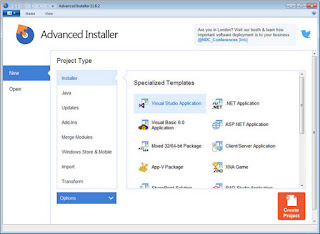 Advanced Installer Architect 13.2.2 Build 73312 Full Patch