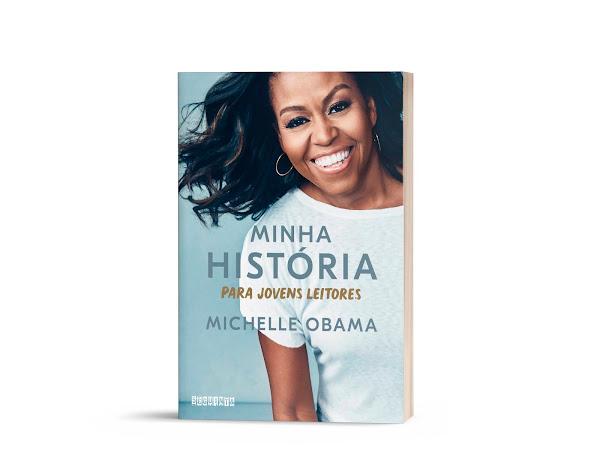 Companhia das Letras lança Minha História, autobiografia de Michelle Obama, em edição especial para jovens