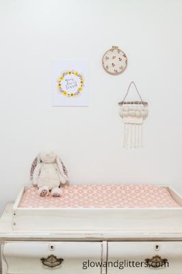 Cosy nursery decor ideas!