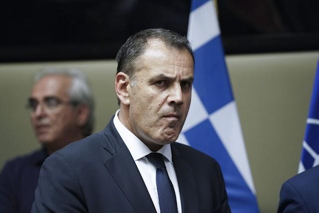 Παναγιωτόπουλος για ΗΕΕ στελεχών ΣΞ: Καταβάλλουμε κάθε δυνατή προσπάθεια εξεύρεσης πόρων