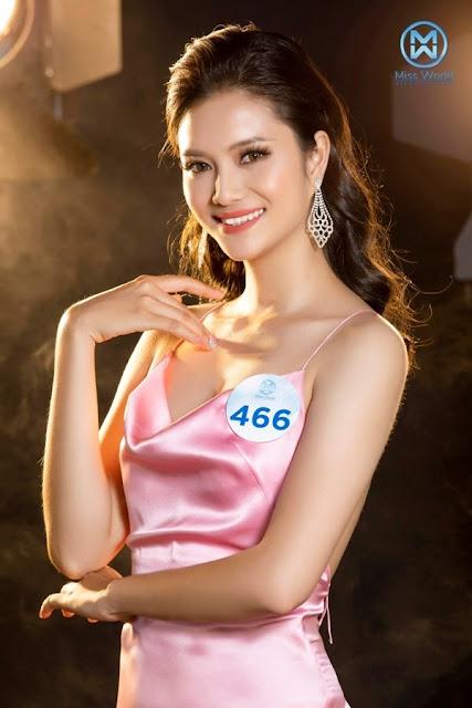 Các nhan sắc miền Bắc vào chung khảo Miss World Vietnam