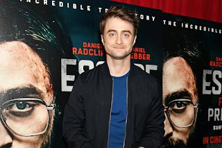 Daniel Radcliffe attends Escape from Pretoria Curzon Soho Q&A