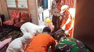 Asun  ditemukan meninggal sendiri tanpa diketahui warga penuba kecamatan selayar