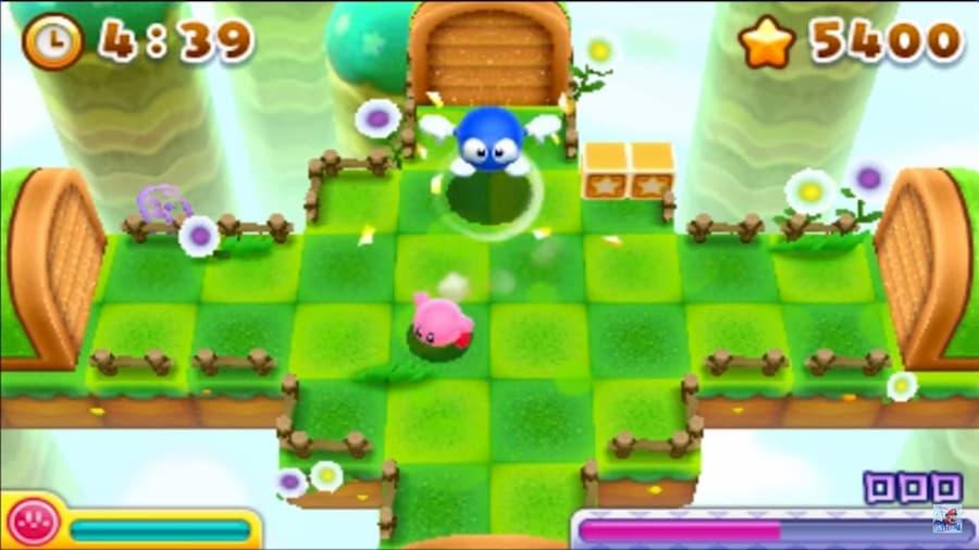 Kirby's Blowout Blast - เจ้าอ้วนชมพูตะลุยโลก 3 มิติ อีกหนึ่งเกมตระกูลเคอร์บี้ที่สนุกใช่เล่น