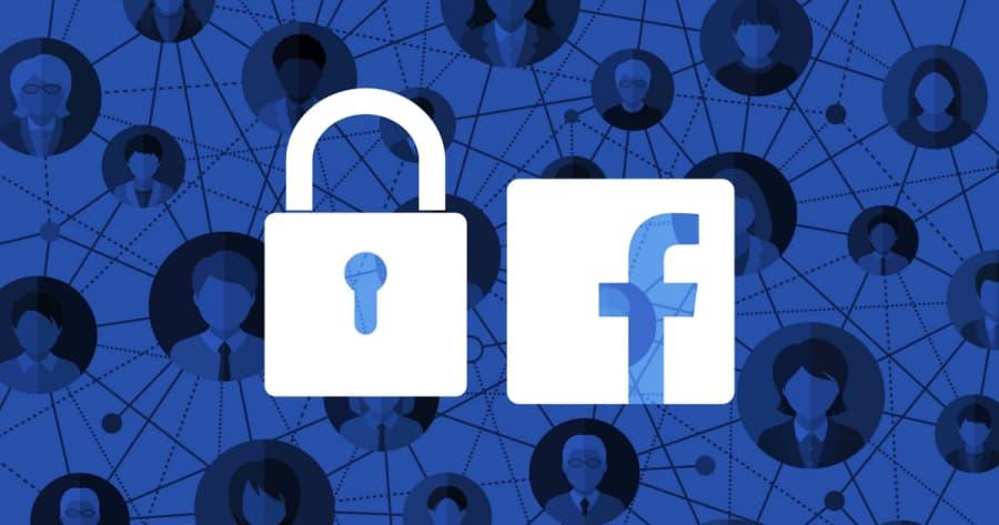 قفل الملف الشخصي فيسبوك