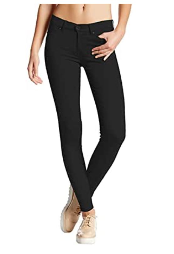 women Stretchy Jeggings Trousers