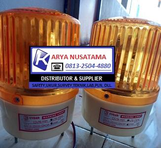 Jual Lampu Pabrik KUNING atau MERAH 220V di Sulawesi