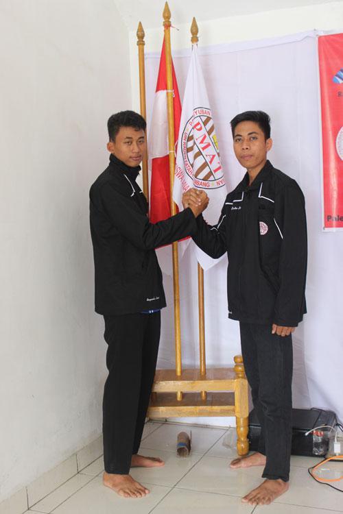 Ketua dan Wakil Ketua Terpilih