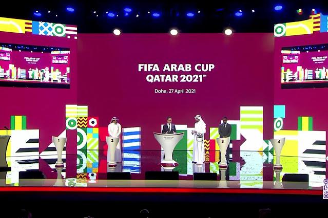Tirage au sort de la Coupe arabe: La Tunisie dans le groupe B