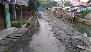 Tanpa Papan Informasi Proyek, Normalisasi Sungai Sukadarma Diduga Tidak Sesuai Speck