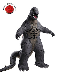 Godzilla Inflatable Costume