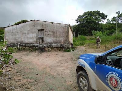 Polícia resgata Idoso vítima
