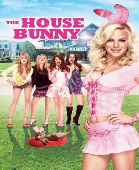 The House Bunny 2008 Dual Audio Hndi-Eng BluRay 480p x264 AAC ESub 300MB Download