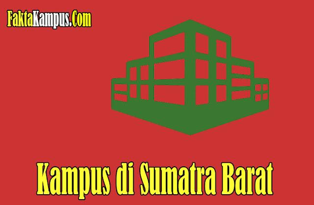 Kampus di Sumatra Barat