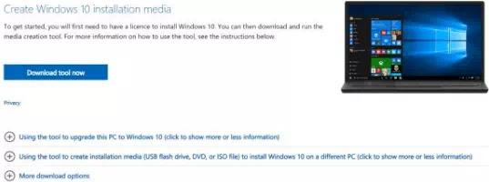 Cara Menggunakan Windows 10 Media Creation Tool-1