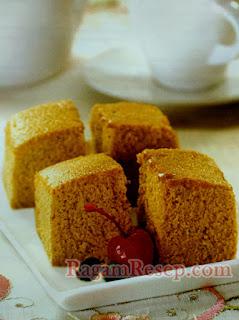 Resep Kue Cake Green Tea Sencha