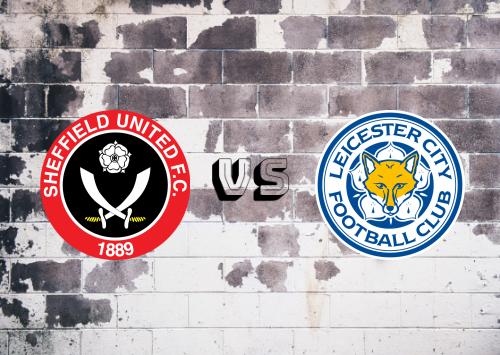 Sheffield United vs Leicester City  Resumen