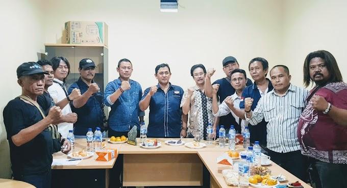Daenk Jamal Terpilih Jadi ketua Jaring Intel kodim 0502 Jakarta Utara