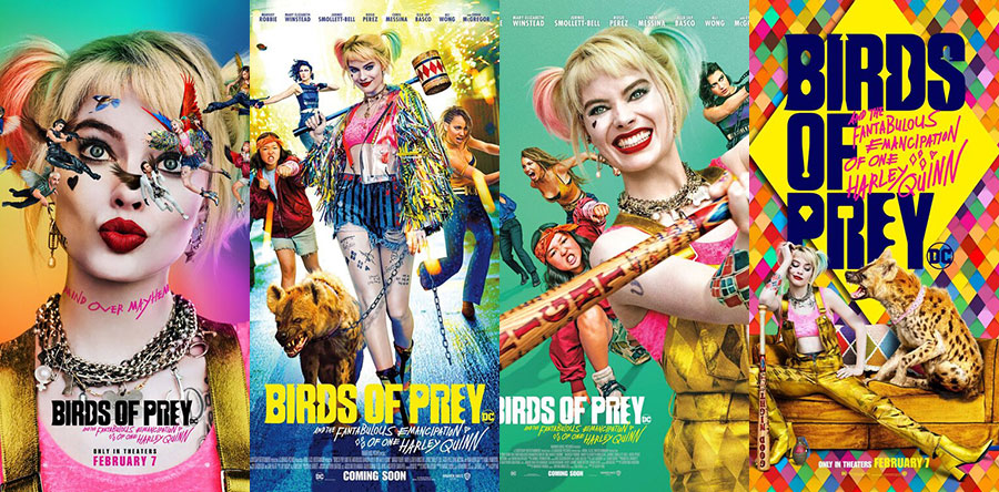 Birds of Prey Review