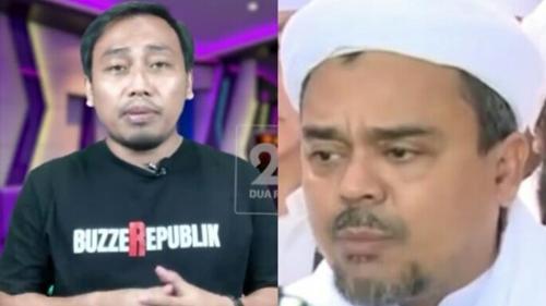Rizieq Tutupi Hasil Tes Covid-19 Agar Tak Diteror Buzzer, Yusuf Muhammad: Kirain Cuma Takut Allah