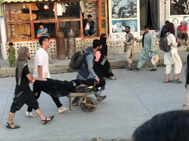 Τρομοκρατική επίθεση στην Καμπούλ: Το Ισλαμικό Κράτος ανέλαβε την ευθύνη