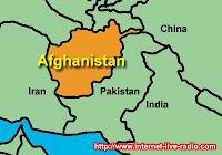 Afghanistan radio online