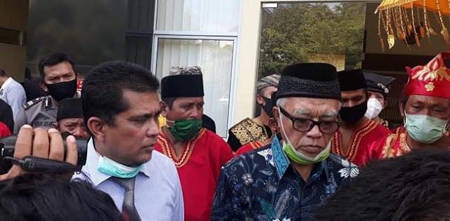 Dianggap Hina Adat Minang, Ade Armando Dilaporkan Ke Polda Sumbar