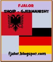 Fjalor Shqip Gjermanisht