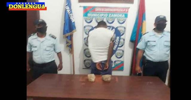 Detenido por intentar matar a una mujer a pedradas en Puerto Cumarebo