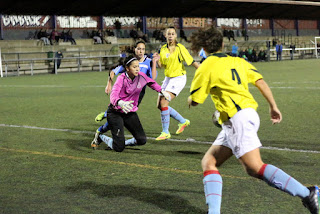 Victoria 3-0 del Pauldarrak B ante el Ariznabarra