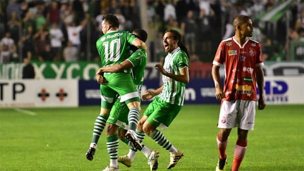 Juventude volta a Serie B