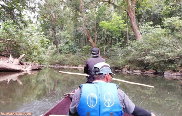 Tips Bercuti Taman Negara Memancing Kelah