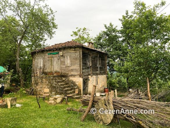 Kabakdağ Köyü eko turizm için güzel bir yer, Fatsa Ordu