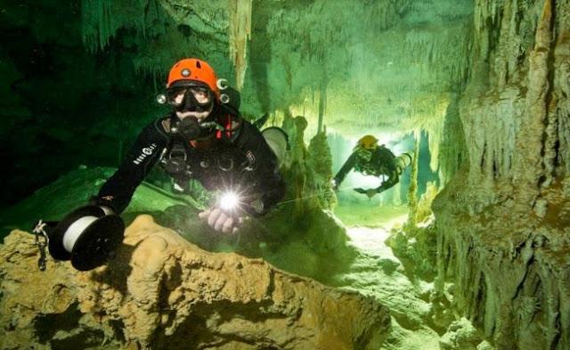 Ecoturismo aventura gruta SacActún