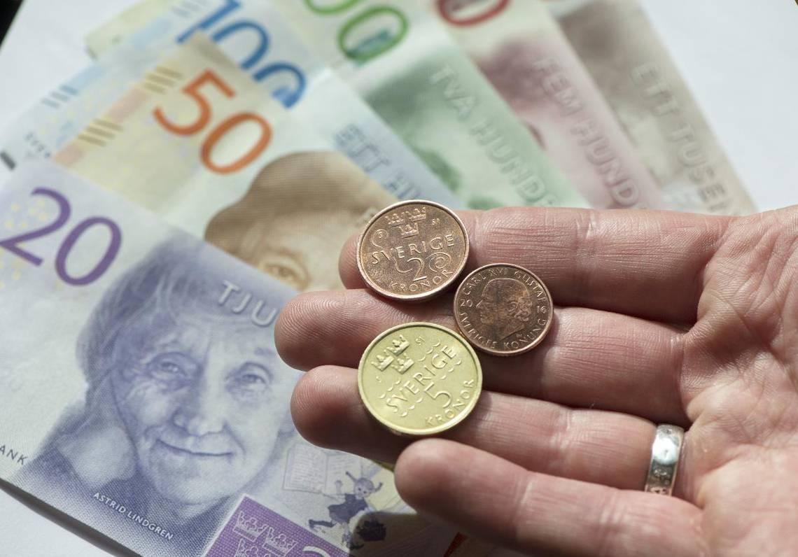 nya mynt o sedlar