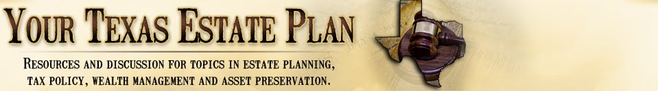 Your Texas Estate Plan