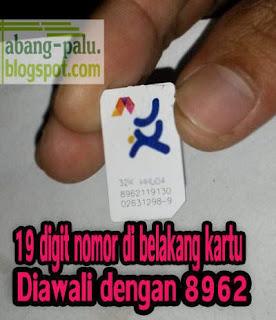 nomor di belakang sim card