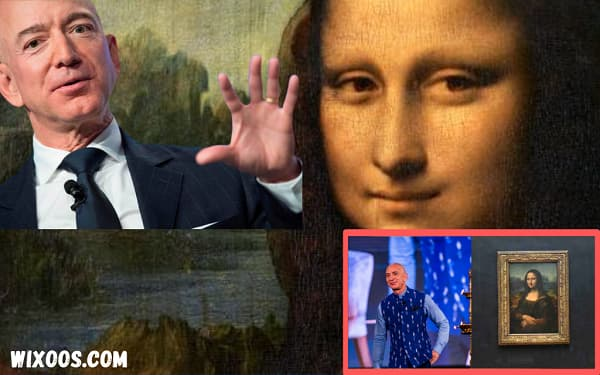 Online petition: Jeff Bezos could buy the Mona Lisa and eat it
