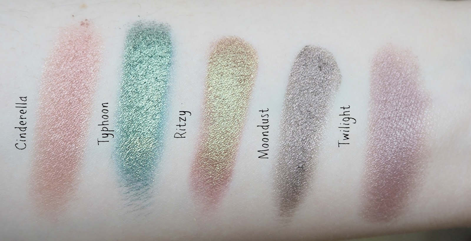 make up geek eyeshadow review