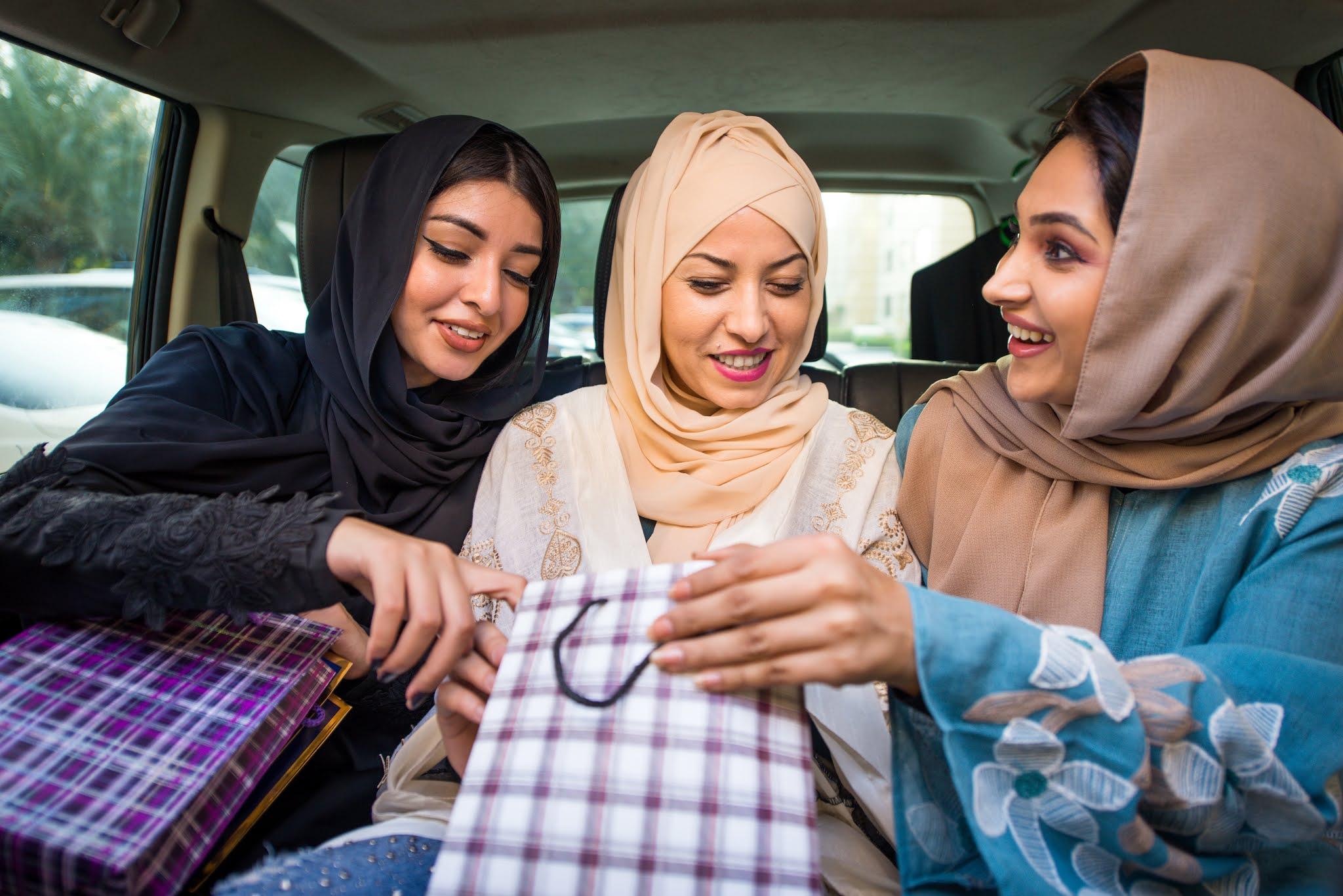 تجربة تسوق فريدة في رمضان بدبي